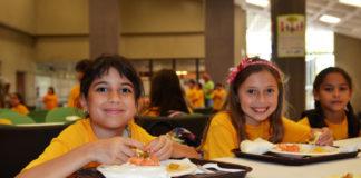 school summer lunch program