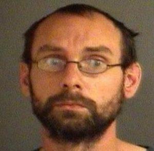 Joshua E. Walker (photo supplied/St. Joseph County Jail)